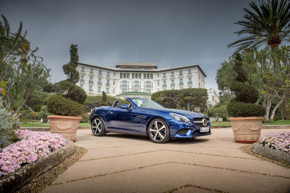 Что изменилось вродстере Mercedes-Benz SLC помимо одной буквы вназвании. Фото 3