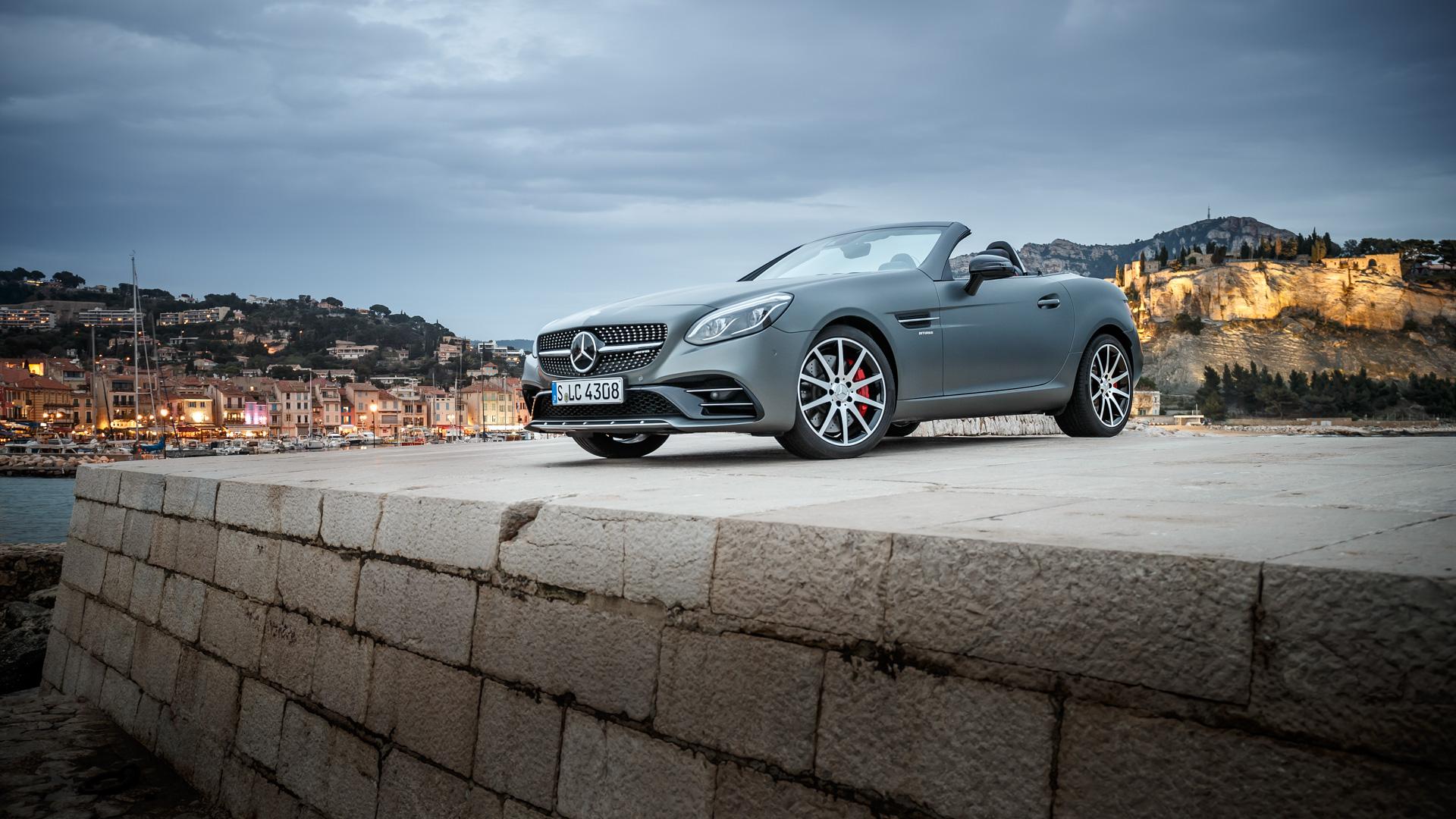 Что изменилось вродстере Mercedes-Benz SLC помимо одной буквы вназвании. Фото 7