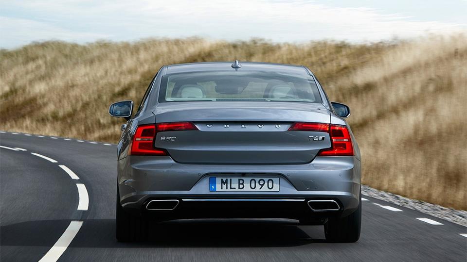 Volvo S90 оценили в2,6 миллиона рублей. Фото 1
