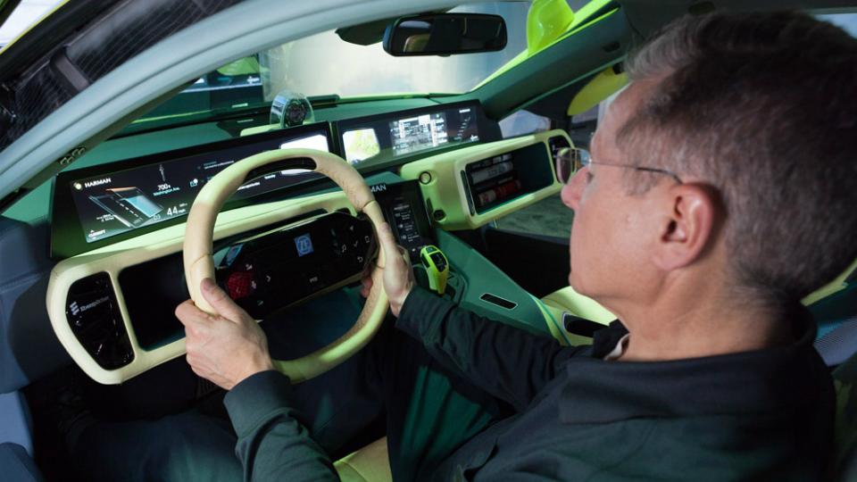 Компания сосредоточится напрограммном обеспечении машин. Фото 1