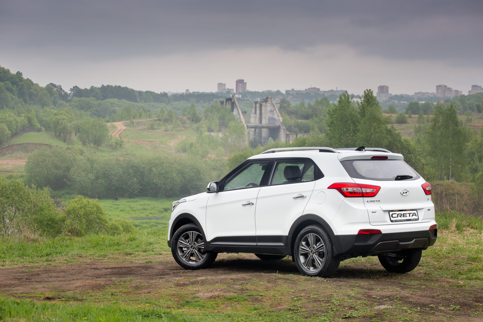 Пять главных вопросов окомпактном кроссовере Hyundai для России. Фото 5