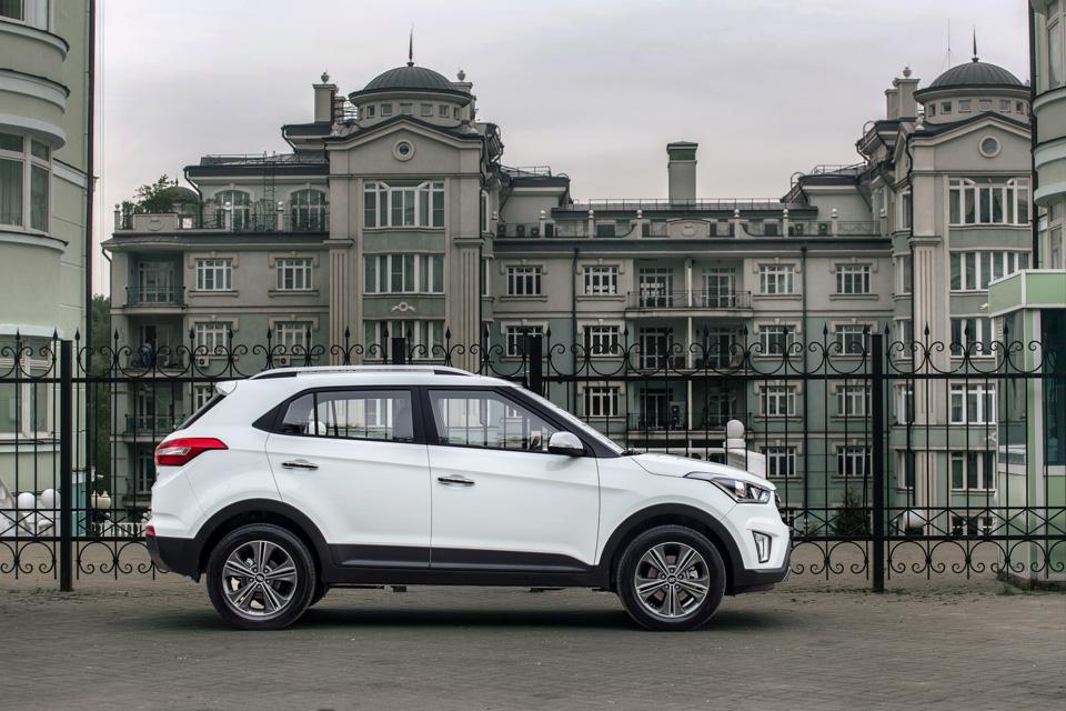 Пять главных вопросов окомпактном кроссовере Hyundai для России. Фото 7