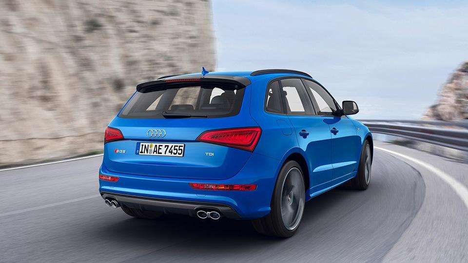 Новый Audi SQ5 получит нагнетатель сэлектроприводом