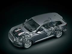 «Горячий» кроссовер Audi обзаведется 370-сильным дизелем. Фото 1