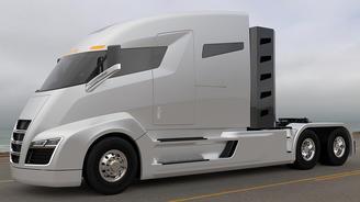 На что способен стартап на рынке грузовиков