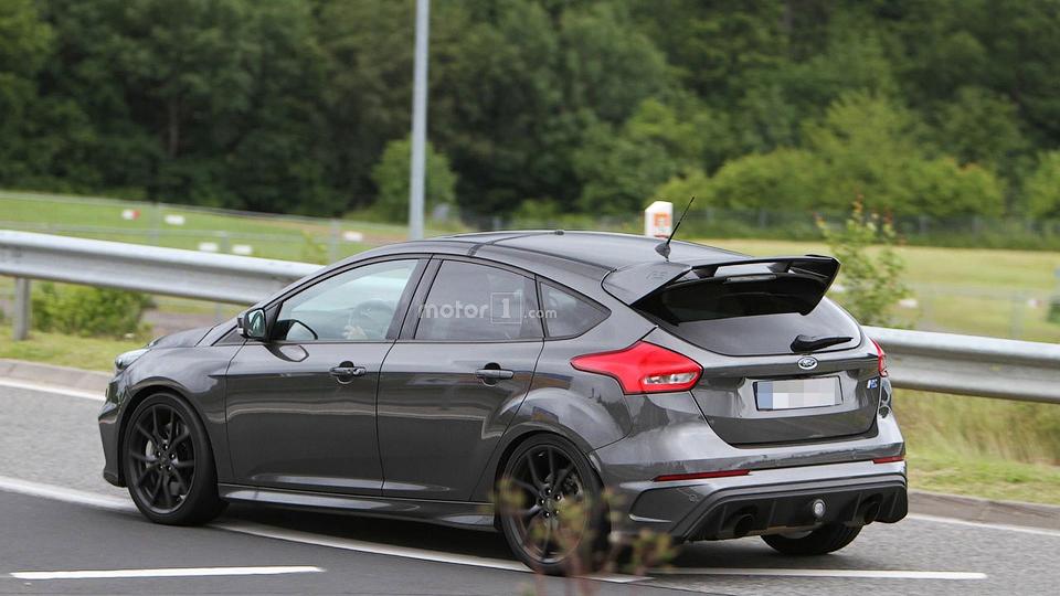 Компания выпустит самую мощную модификацию модели Focus RS
