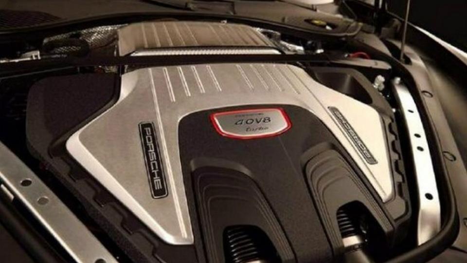 «Панамера» получит новый четырехлитровый твин-турбо мотор V8