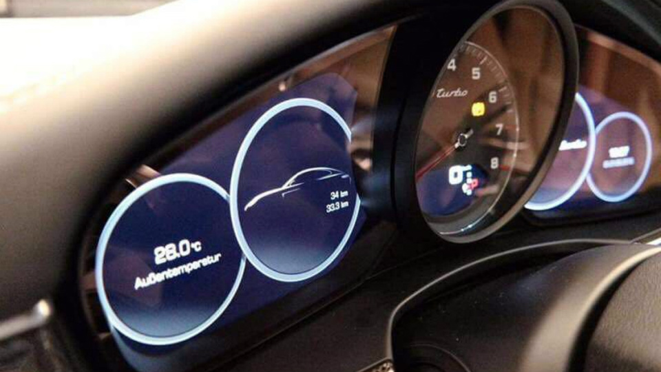 «Панамера» получит новый четырехлитровый твин-турбо мотор V8. Фото 2