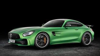 Каким будет самый быстрый Mercedes-AMG GT. Фото - Mercedes-Benz