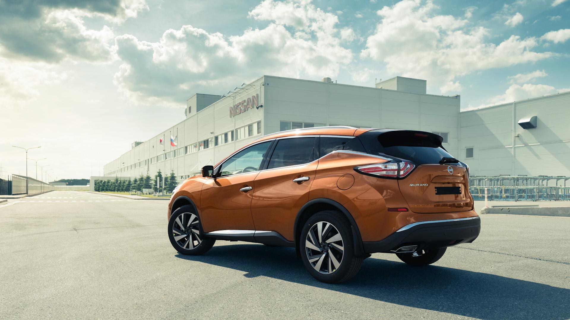Четыре вопроса кновому Nissan Murano для России. Фото 2