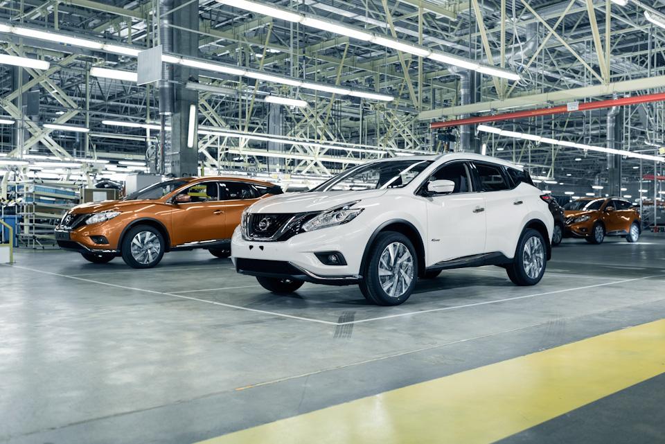 Четыре вопроса кновому Nissan Murano для России. Фото 3