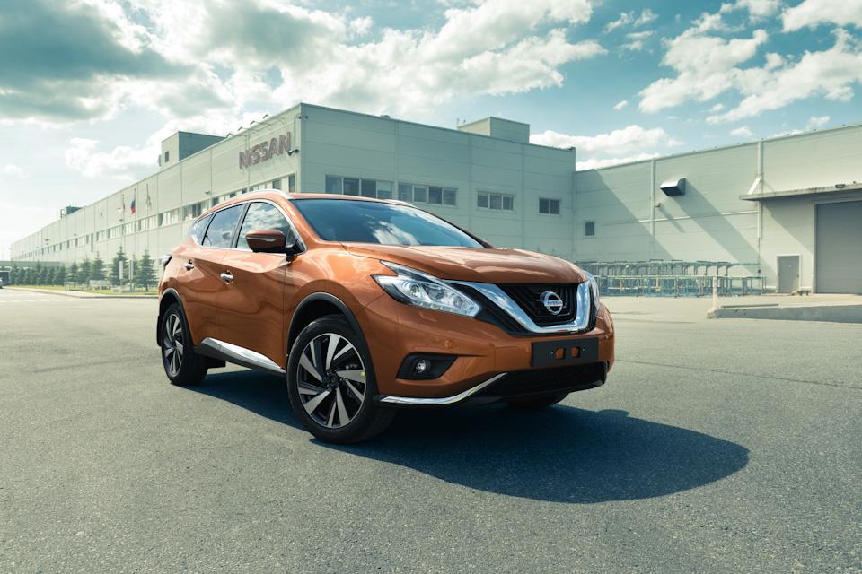 Четыре вопроса кновому Nissan Murano для России. Фото 1