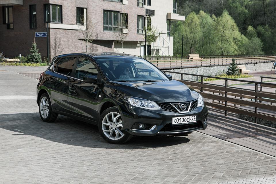 Длительный тест Nissan Tiida: часть первая. Фото 1