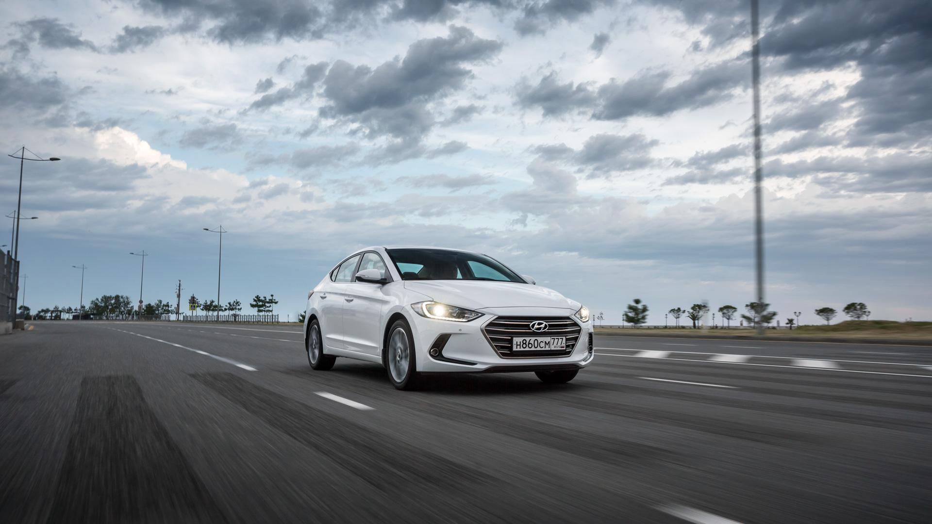 Тест-драйв нового седана Hyundai Elantra. Действительно нового. Фото 6