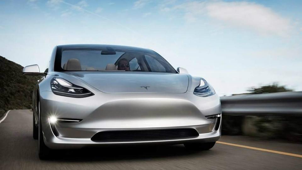 Tesla Model 3 получит 435-сильный электромотор. Фото 2