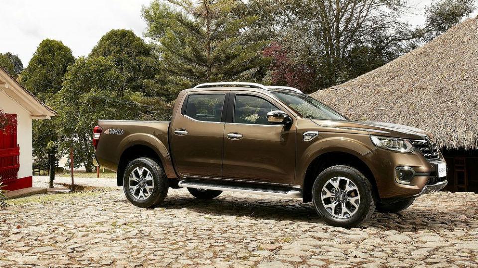Renault Alaskan будет продаваться вЮжной Америке, Африке иЕвропе