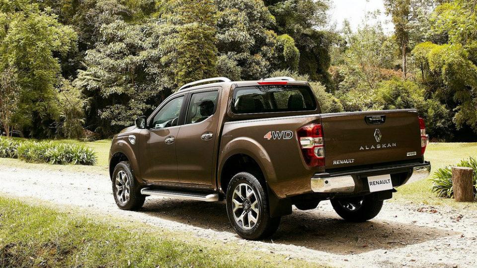 Renault Alaskan будет продаваться вЮжной Америке, Африке иЕвропе. Фото 1