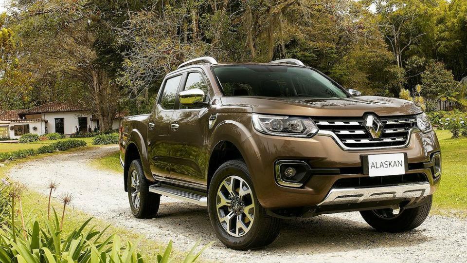 Renault Alaskan будет продаваться вЮжной Америке, Африке иЕвропе. Фото 2