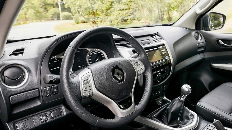 Renault Alaskan будет продаваться вЮжной Америке, Африке иЕвропе. Фото 3