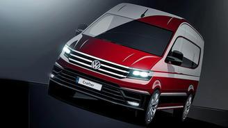 Volkswagen рассекретил дизайн нового Crafter. Фото
