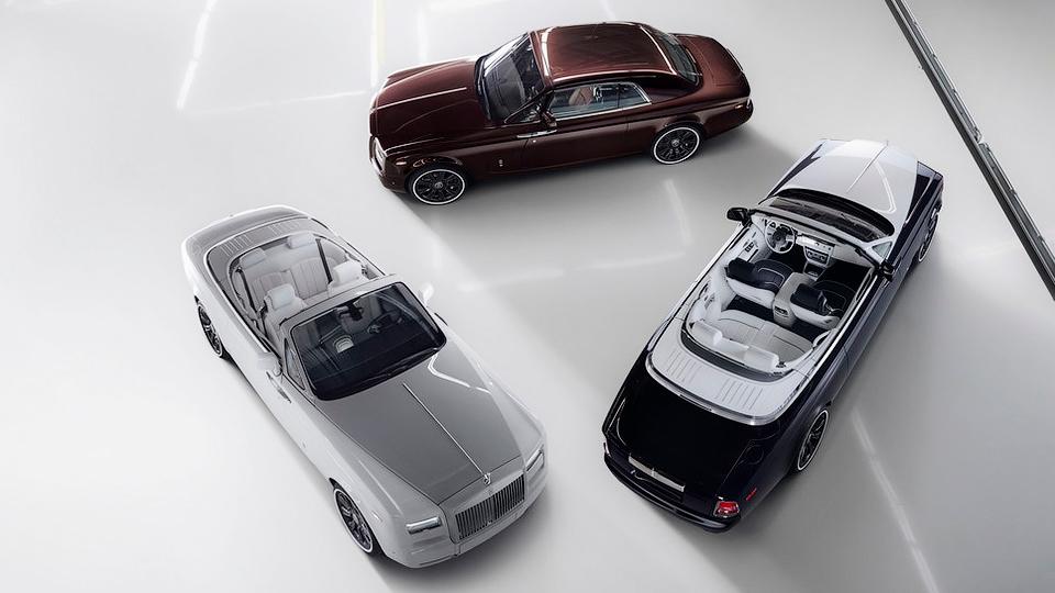 Британцы назвали будущий Phantom «лучшей машиной вмире»