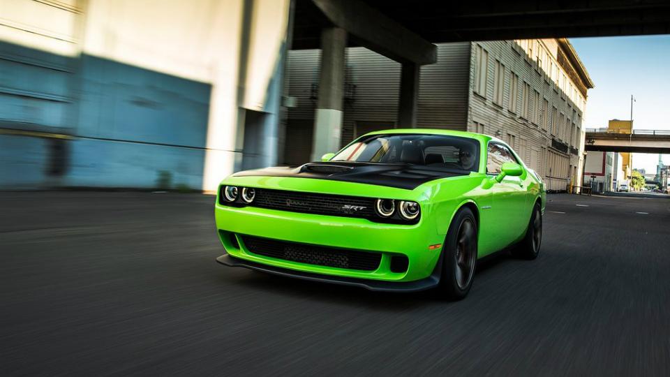 Следующий Dodge Challenger Hellcat станет 760-сильным