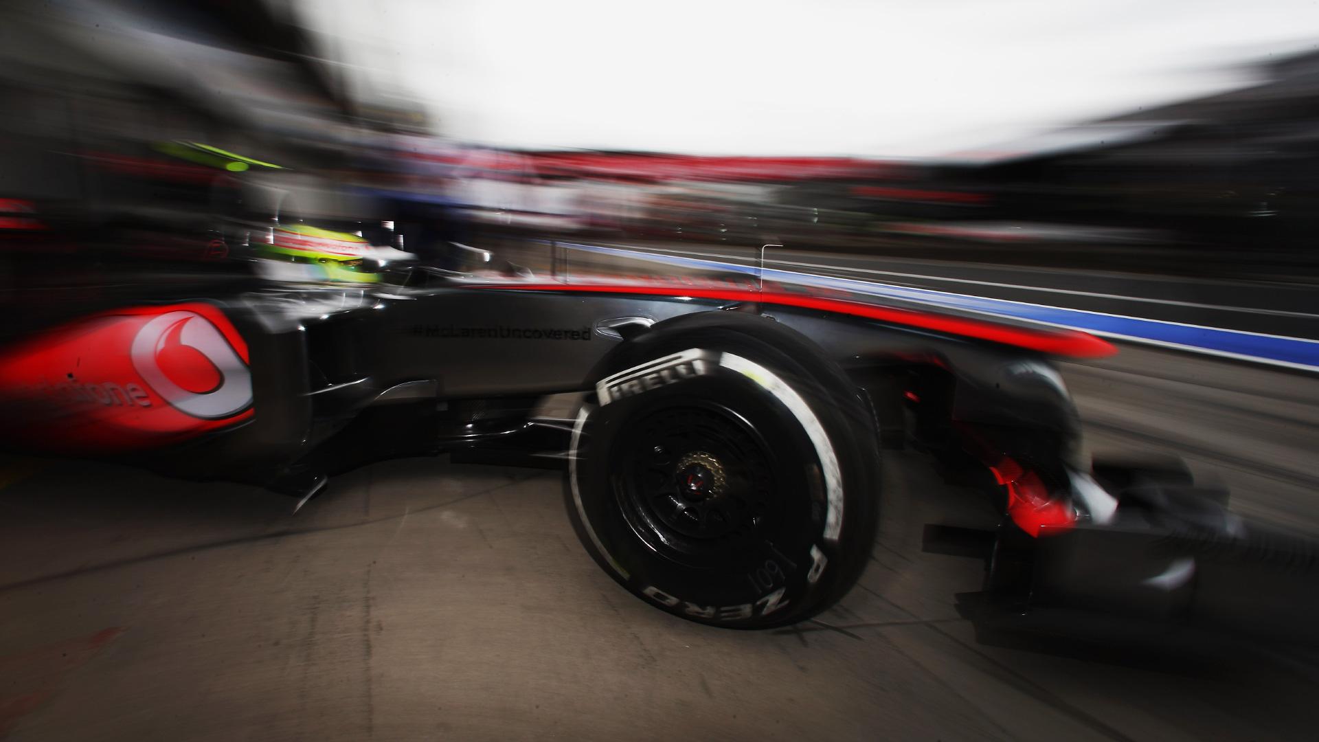 Занимательная жизнь инеизбежная смерть покрышек Формулы-1. Фото 7