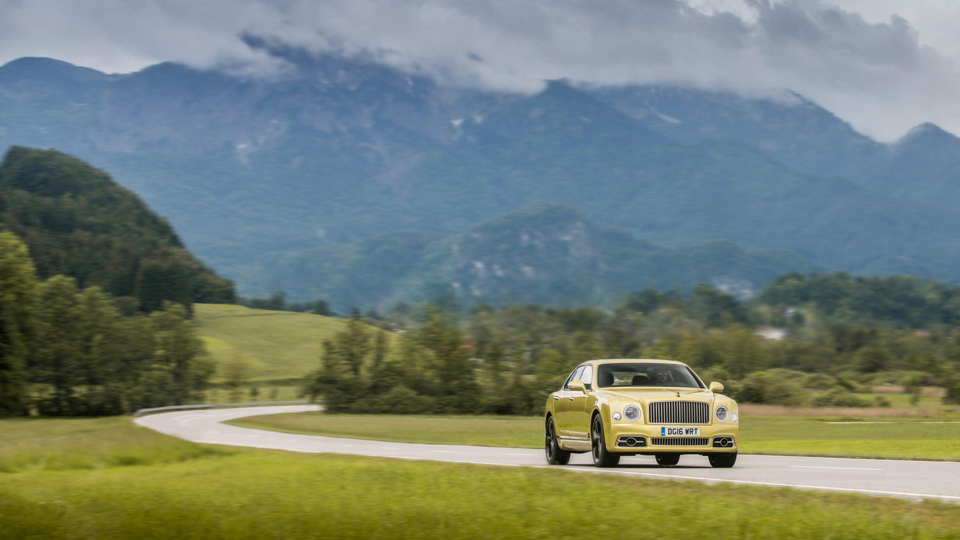 Мыокунулись вовнутренний мир обновленного Bentley Mulsanne. И, кажется, досих пор невынырнули. Фото 1