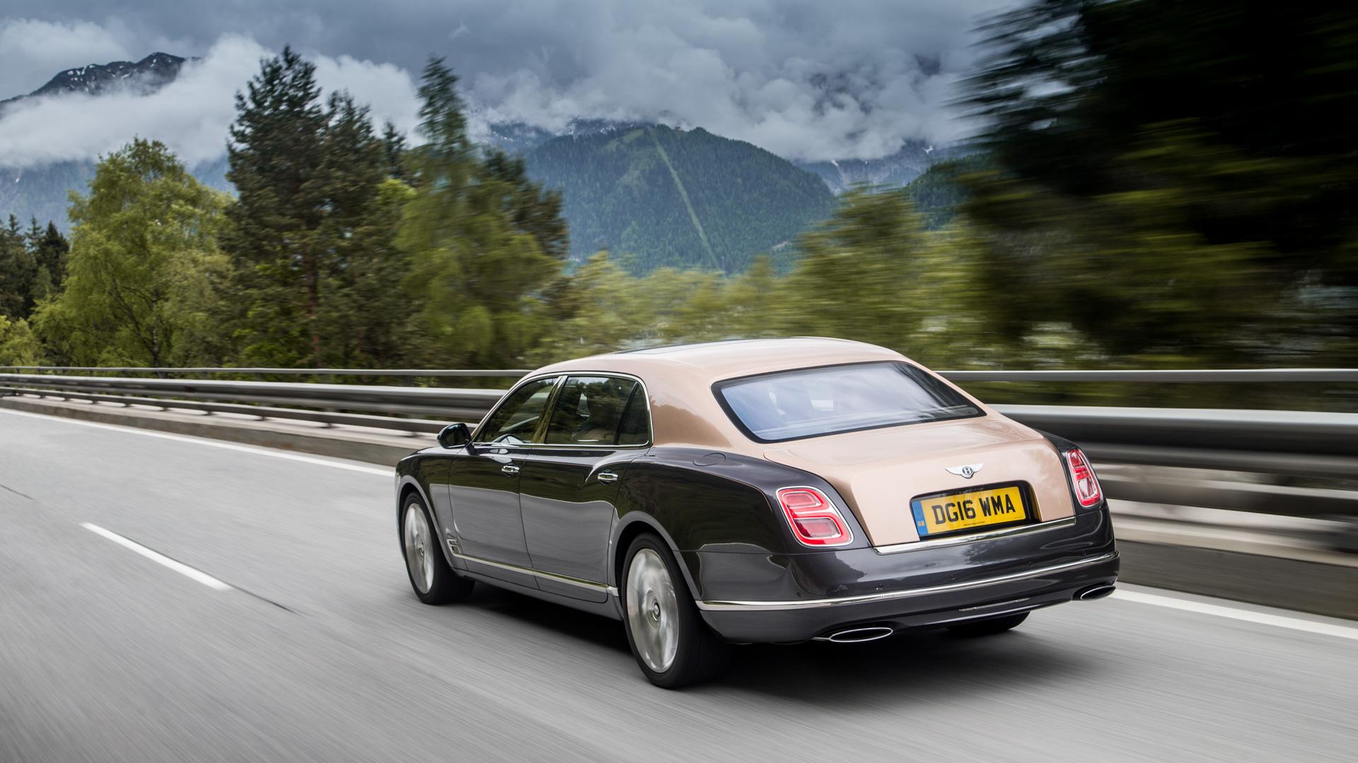 Мыокунулись вовнутренний мир обновленного Bentley Mulsanne. И, кажется, досих пор невынырнули. Фото 4