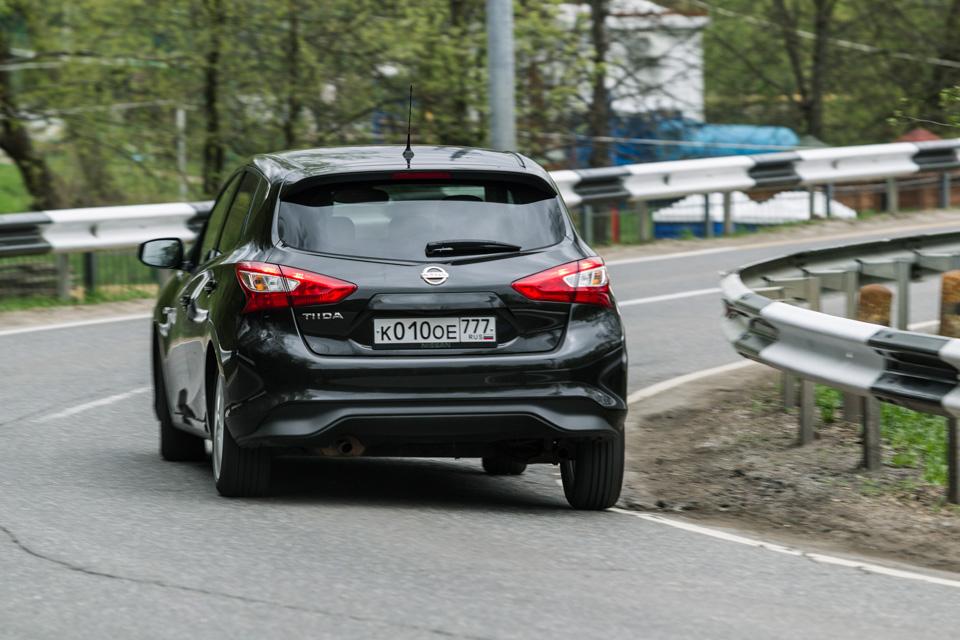 Длительный тест Nissan Tiida: часть вторая. Фото 1