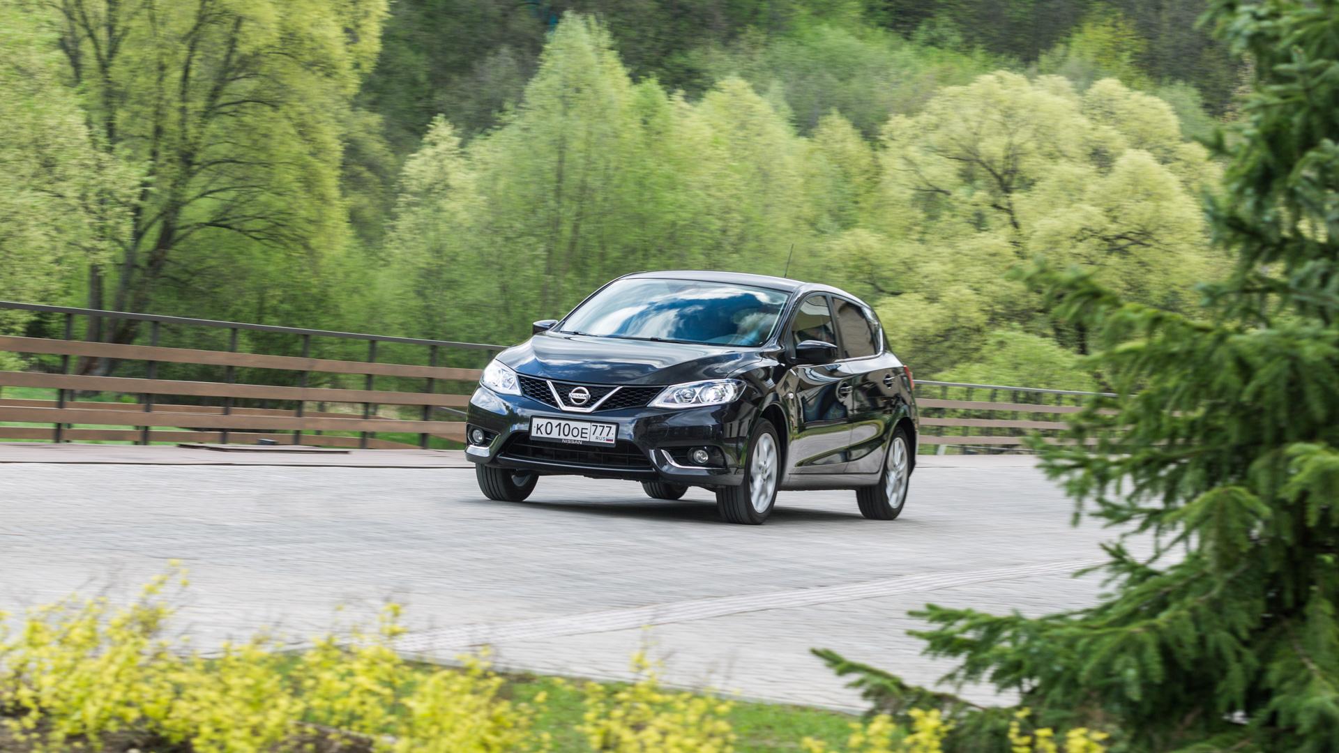 Длительный тест Nissan Tiida: часть вторая. Фото 3