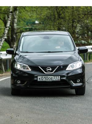 Длительный тест Nissan Tiida: часть вторая. Фото 6