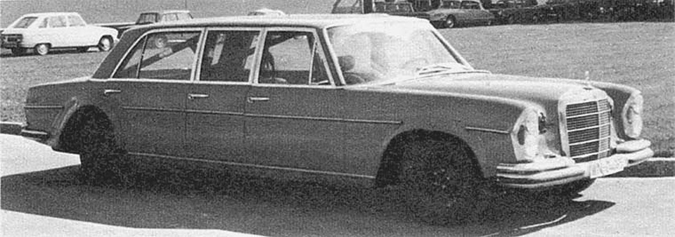 «Красная Свинья», седан, обгонявший Lamborghini, идругие безумные создания изистории AMG. Фото 3