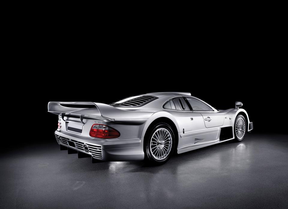 Самые безумные создания изистории Mercedes-AMG. Часть II. Фото 2