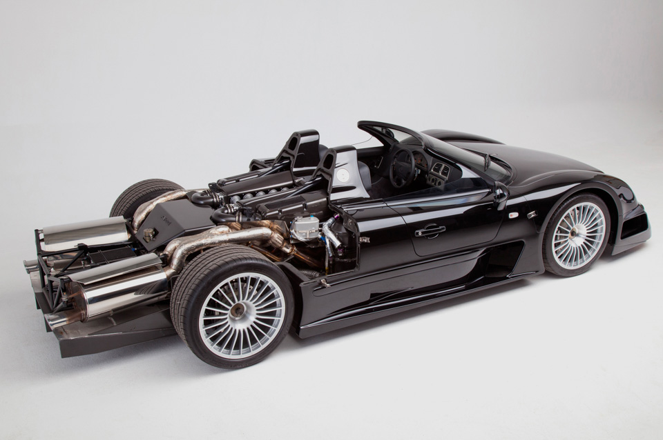 Самые безумные создания изистории Mercedes-AMG. Часть II. Фото 4