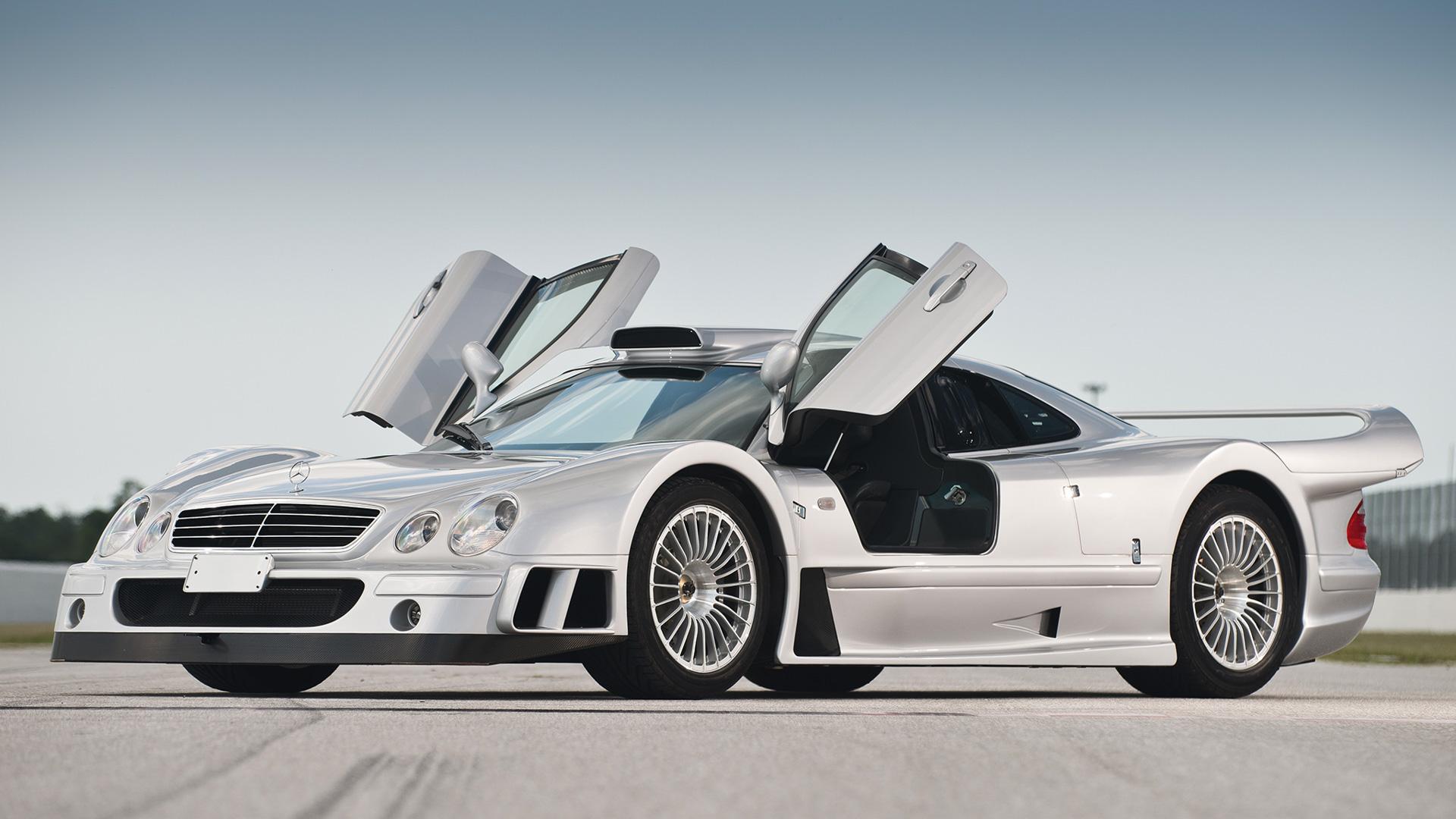 Самые безумные создания изистории Mercedes-AMG. Часть II. Фото 3