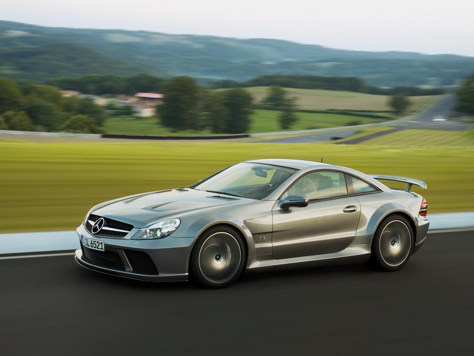 Самые безумные создания изистории Mercedes-AMG. Часть II. Фото 9