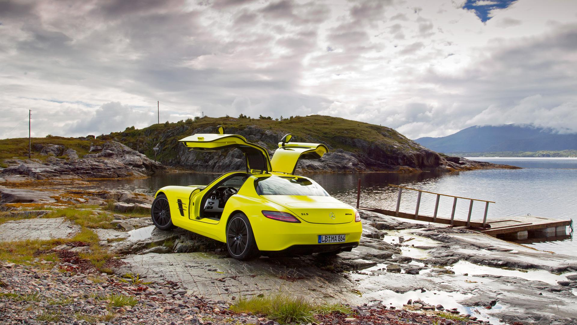 Самые безумные создания изистории Mercedes-AMG. Часть II. Фото 11