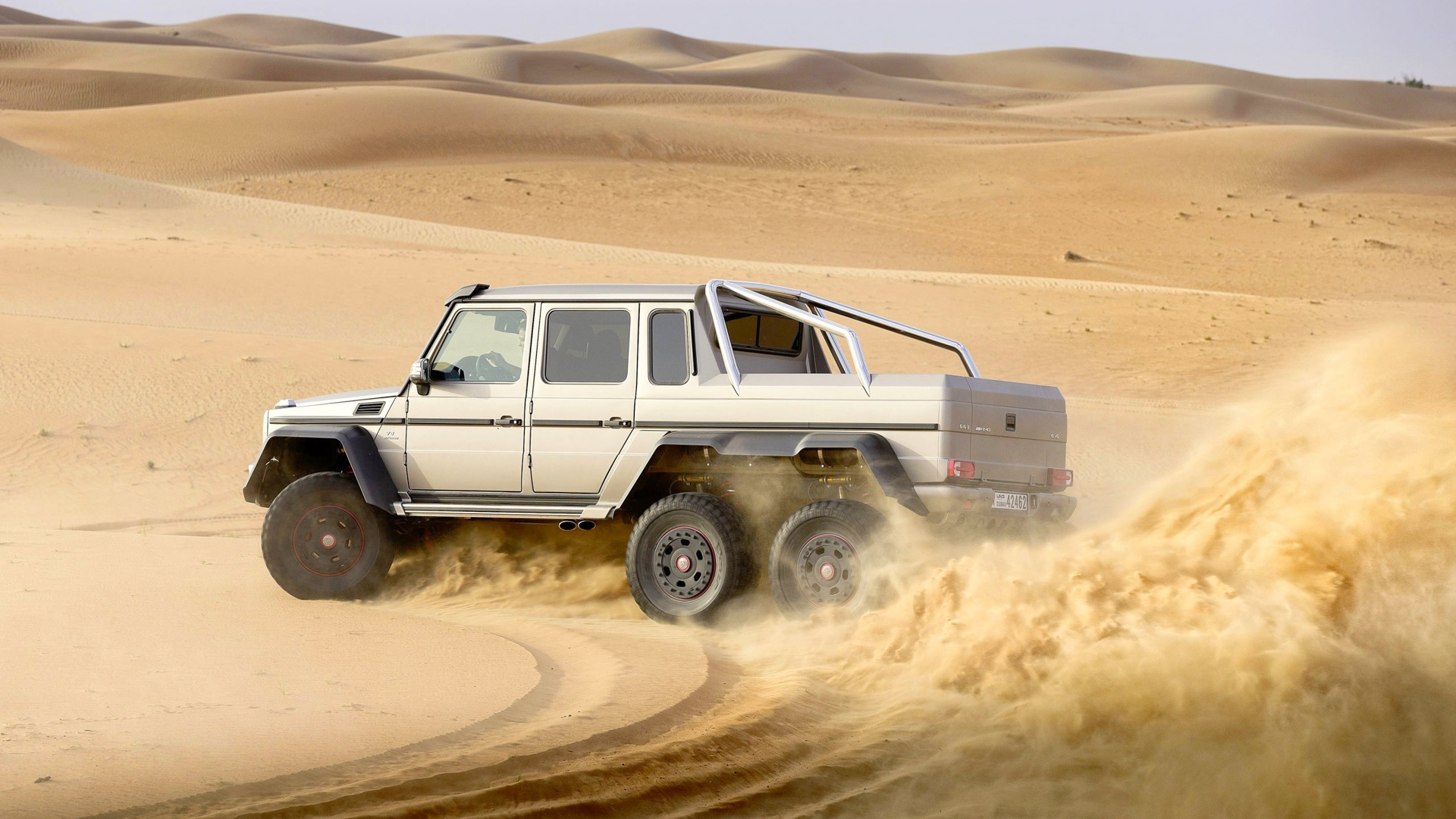 Самые безумные создания изистории Mercedes-AMG. Часть II. Фото 14