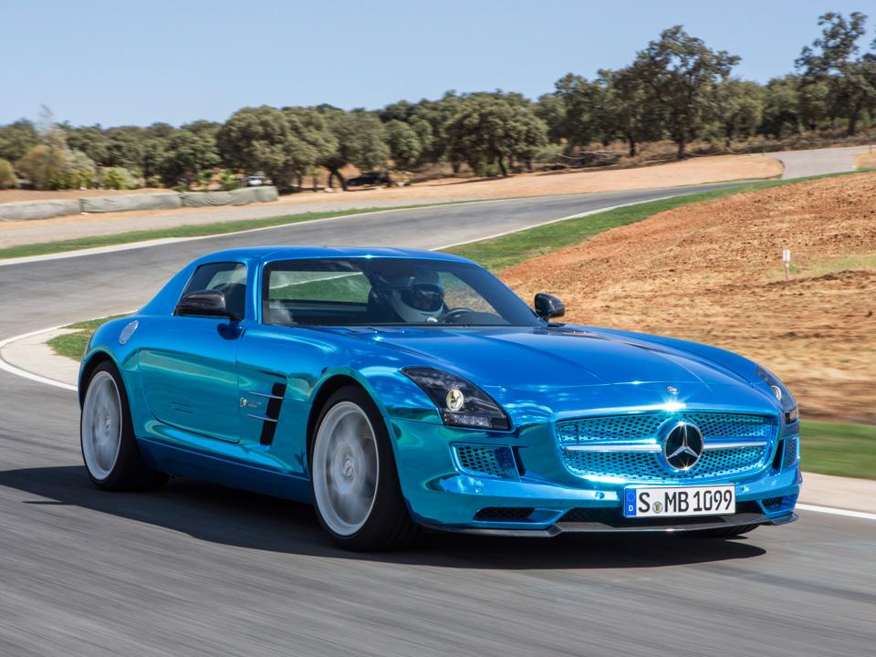 Самые безумные создания изистории Mercedes-AMG. Часть II. Фото 12