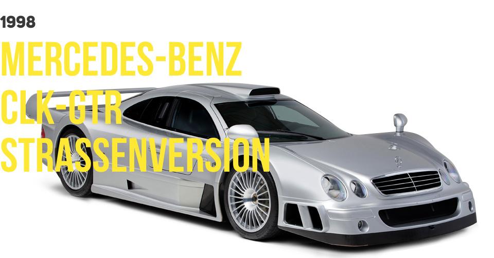 Самые безумные создания изистории Mercedes-AMG. Часть II. Фото 1