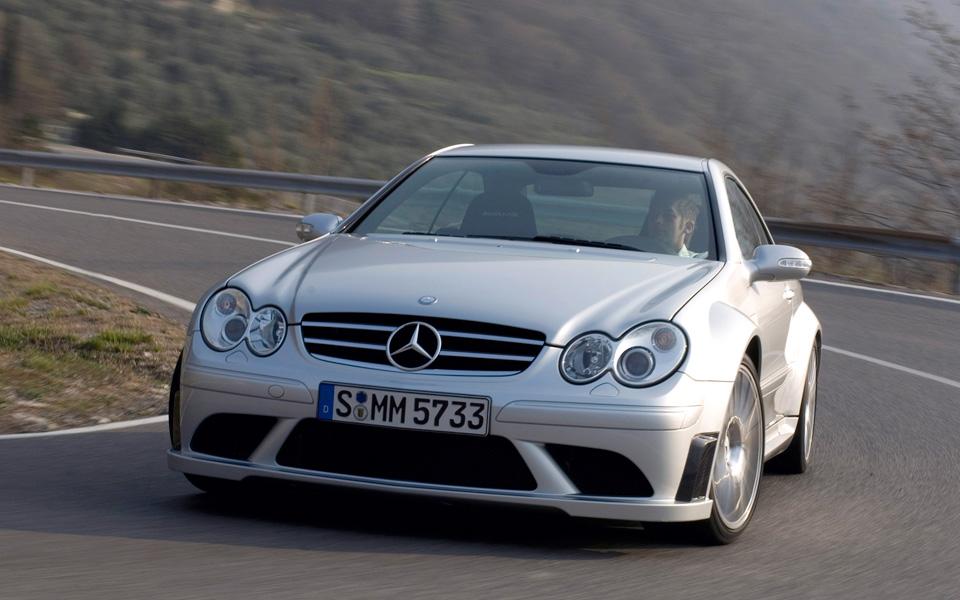 Самые безумные создания изистории Mercedes-AMG. Часть II. Фото 7