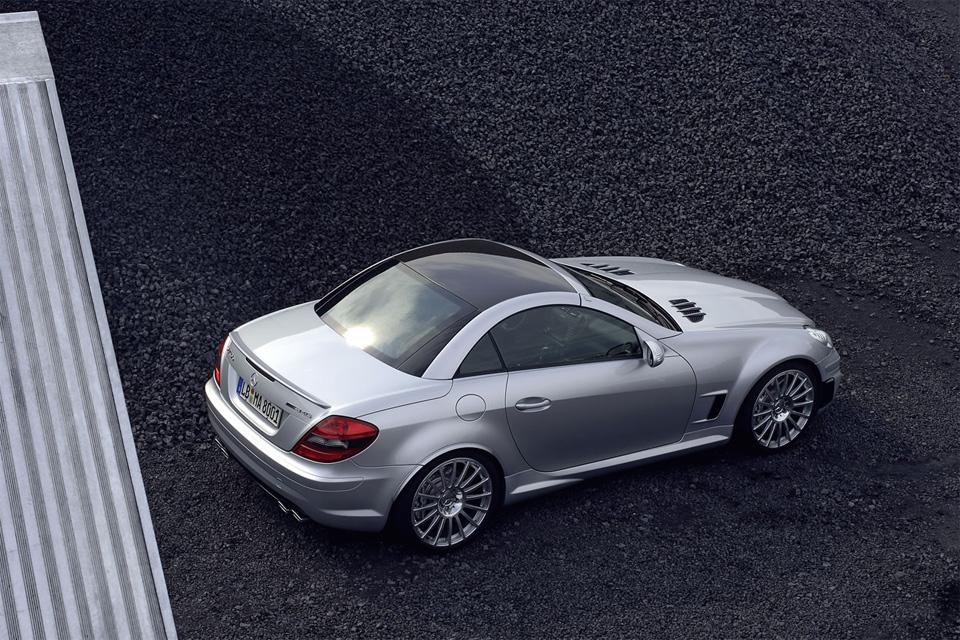 Самые безумные создания изистории Mercedes-AMG. Часть II. Фото 6