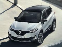 Виюле компания Renault продала 1,5 тысячи новых кроссоверов