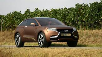 АвтоВАЗ покажет прототип 3-дверного кроссовера Lada XCODE - Lada