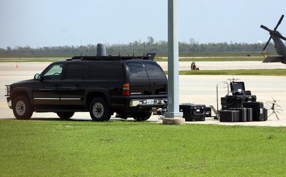 Изкаких машин состоит кортеж президента США. Фото 7