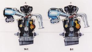 Революционный мотор Infiniti сизменяемой степенью сжатия— как это работает. Фото 6