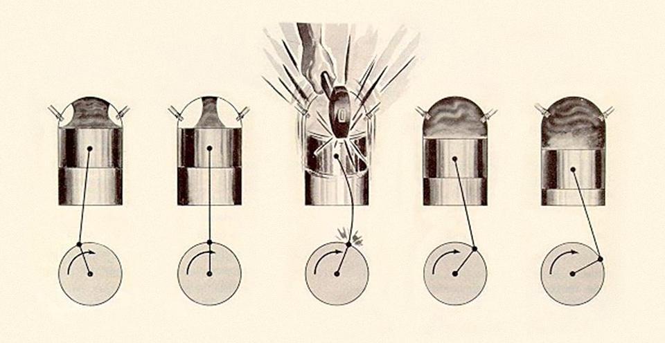 Революционный мотор Infiniti сизменяемой степенью сжатия— как это работает. Фото 3