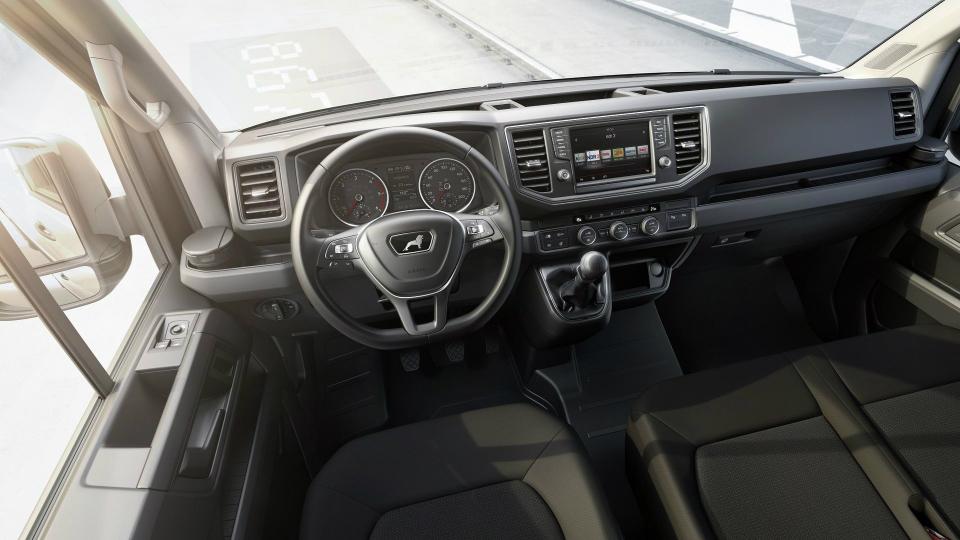 Немецкая марка представила свой первый легковой фургон