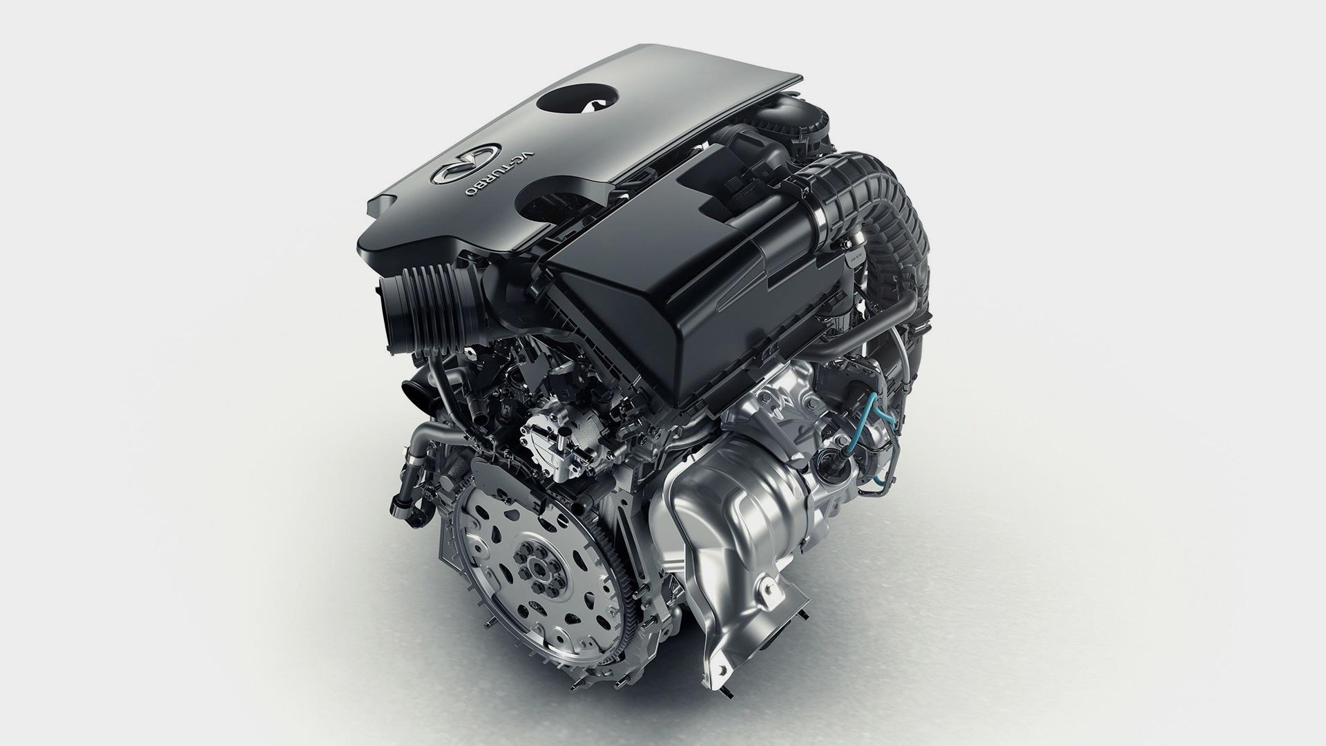 Революционный мотор Infiniti сизменяемой степенью сжатия— как это работает. Фото 7